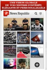 News Republic 200x300 Les App4Tops de la semaine 18 : nos coups de coeur