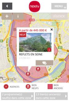 Nexity Les bons plans de lApp Store ce lundi 14 mai 2012