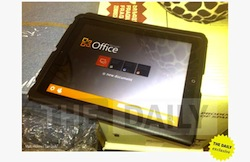 Office iPad