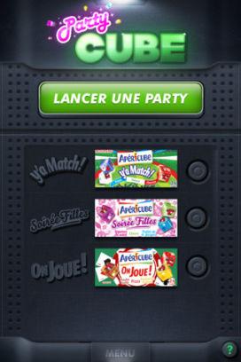 Party Cube 4 Party Cube (Gratuit) : Un jeu multijoueur rempli de mini jeux drôles et amusants !