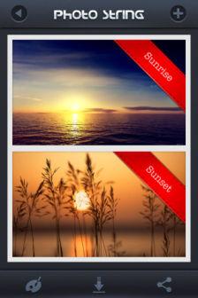 PhotoString Les bons plans de lApp Store ce jeudi 3 mai 2012