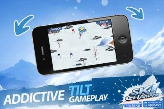 Ski Champion Les bons plans de lApp Store ce mercredi 23 mai 2012