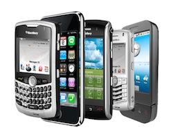 Smartphone 38% des français utilisent un smartphone