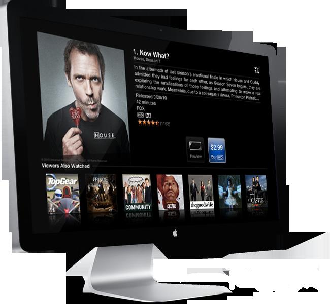 Television Apple Les rumeurs de la semaine : iPhone 5, LiquidMetal, iTV