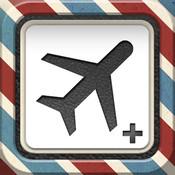 Test Vol+ Test de Vol+: suivez en direct vos vols dans les aéroports du monde entier (2,39€)