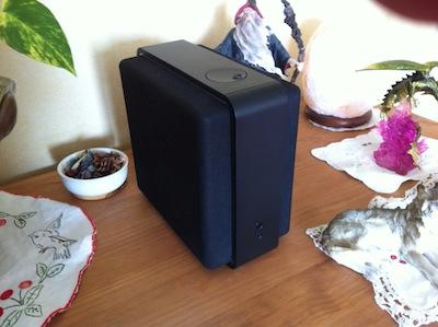 TestADA Audyssey 001 Test du Audio Dock Air de Audyssey (314€): Le son à son apogée !