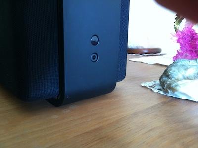 TestADA Audyssey 002 Test du Audio Dock Air de Audyssey (314€): Le son à son apogée !