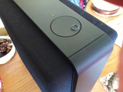 TestADA Audyssey 003 Test du Audio Dock Air de Audyssey (314€): Le son à son apogée !