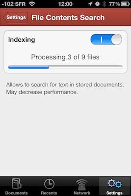 TestPDFExpertiPhon 026 Test de PDF Expert   Gestion, et lecture des PDF sur votre iPhone !