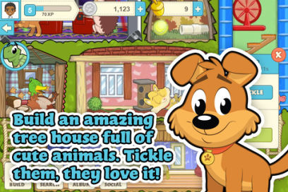 Tiny pets 1 TinyPets (Gratuit) : Élevez vos animaux et prenez en soin !