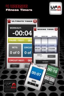 Ultimate fitness App Les bons plans de lApp Store ce samedi 12 mai 2012
