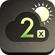 Weather 2X Test de Weather 2X : Une bien belle météo ! (0,79€)