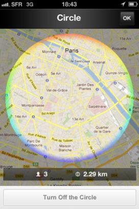 Whoozer 4 Whoozer (gratuit) : Le nouveau réseau social de proximité !