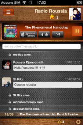 YaSound 1 Yasound (Gratuit) : Créez votre propre Web Radio !
