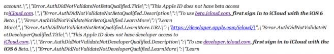 code icloud beta iCloud Beta révèle les applications Notes et Rappels pour le web