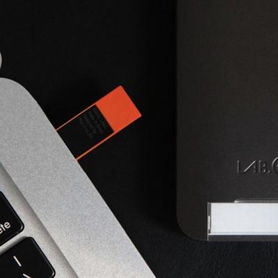 coque usb 3 Nouveauté App4Shop : La Coque iPhone avec clé USB 8 Go intégrée
