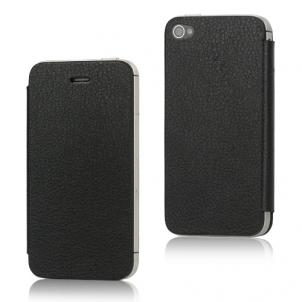 cui noir Nouveauté App4Shop : Les façades arrières à clapet pour iPhone 4 et 4S !