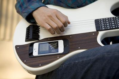 gTar Avec le gTar, LiPhone et la guitare sassocient !
