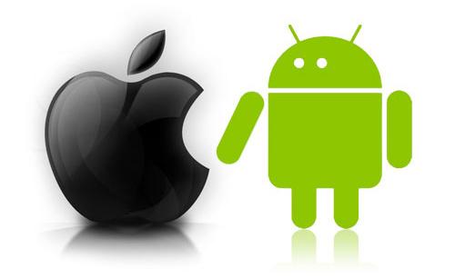 iPhone Android Le mystère des parts de marché des SmartPhones aux US