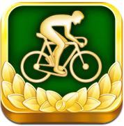 icon gps Lapplication GPS pour Vélo est gratuite en partenariat avec App4Phone !