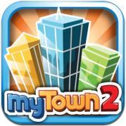 icon mytown 2 MyTown 2 (Gratuit) : Construisez la ville de vos rêves !