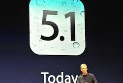 ios5.1 iOS 5.1.1 disponible : des correctifs et quelques améliorations