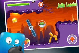 jelly lander Les bons plans de lApp Store ce samedi 5 mai 2012