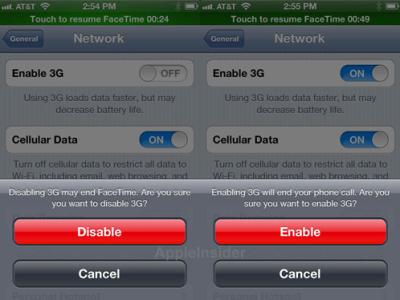 rumeur Facetime 3G Les rumeurs de la semaine: iPad mini, Facetime, iPhone 5 avec écran 4 pouces...