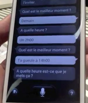 tg s voice Samsung : S Voice pour concurrencer Siri ? Pas si sûr...