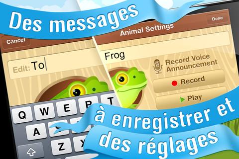 Animaux 1 Lapplication Les animaux pour les petits est gratuite en partenariat avec App4Phone