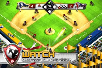 Big win baseball Les bons plans App Store de ce mercredi 27 juin 2012