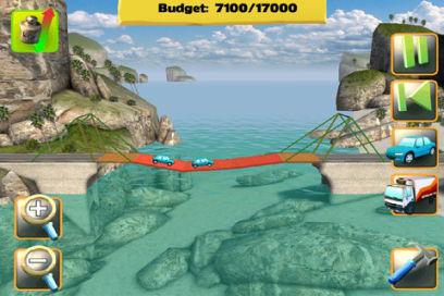 Bridge 1 Le nouveau jeu à succès du moment se nomme... Bridge Constructor !