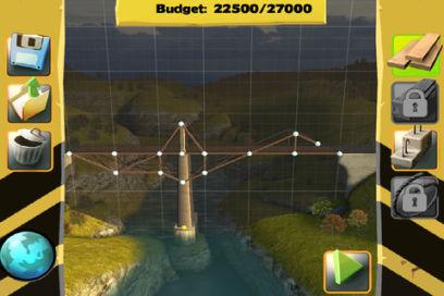 Bridge 2 Le nouveau jeu à succès du moment se nomme... Bridge Constructor !
