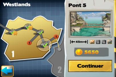 Bridge 3 Le nouveau jeu à succès du moment se nomme... Bridge Constructor !