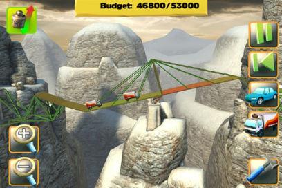 Bridge 4 Le nouveau jeu à succès du moment se nomme... Bridge Constructor !