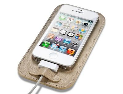 CcrsCalypsoPad 002 Concours : Un CalypsoPad à gagner   Le support en cuir pour votre iPhone (35€)