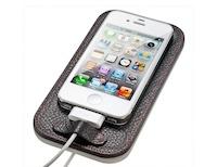 CcrsCalypsoPad 007 Concours : Un CalypsoPad à gagner   Le support en cuir pour votre iPhone (35€)
