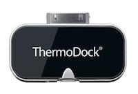 CcrsThermoDock 0 Concours  : Un ThermoDock à gagner, votre iPhone se transforme en thermomètre (79€)