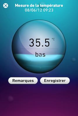 CcrsThermoDock 013 Concours  : Un ThermoDock à gagner, votre iPhone se transforme en thermomètre (79€)