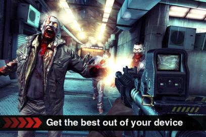 Dead Trigger Dead Trigger est disponible : En avant les zombies !