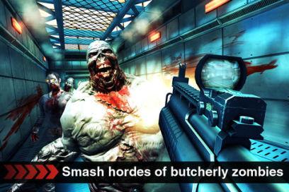 Dead trigger 2 Dead Trigger est disponible : En avant les zombies !