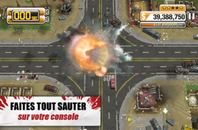EA burnout crash Avalanche de promotions à 0,79€ chez EA pour lIndependance Day