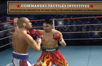 EA fight night champion