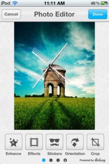 Effectly Les bons plans de l'App Store ce mercredi 24 juillet 2013