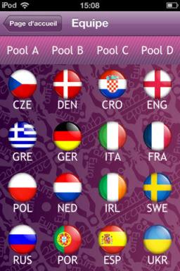 Euro 2012 3 Euro 2012 : Un guide gratuit des calendriers et des résultats
