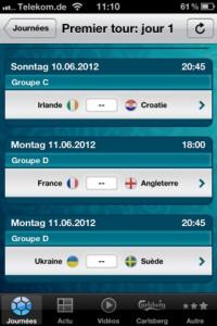Euro2012 by Carlsberg 200x300 Dossier : les applications pour suivre lEuro 2012 de football