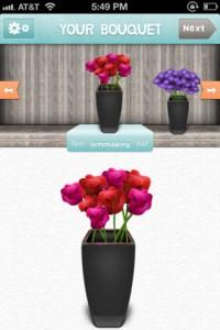 Flowerly fête des mères 200x300 Dossier : des applications pour penser à votre maman, le jour de sa fête !