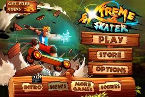 IMG 0806 Test de Extreme Skater : un jeu de skate addictif...(0,79€)