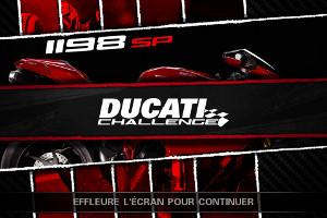 IMG 0832 Ducati Challenge : Une très bonne simulation de courses de motos...(1,59€)