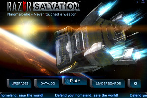 IMG 0897 Razor Salvation : un FPS Tower Defense peu convaincant...(0,79€)